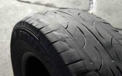 Tyre Flat Spotting