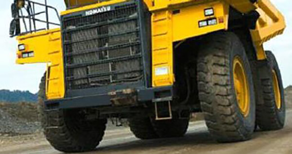Earthmoving Equipment Tyre and Rim