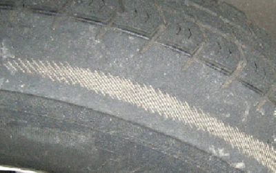 Why do I have Irregular Wear on my Car Tyres?
