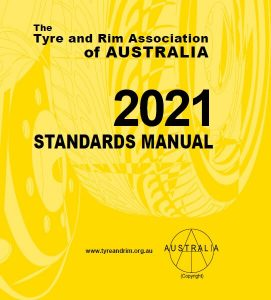 2021 Tyre and Rim Assn Australia Standards