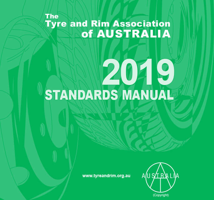 Standards Manual Tyre & Rim Assoc of Australia